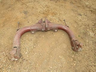 HEAVY DUTY ALLIS CHALMERS TRACTOR QUICK HITCH