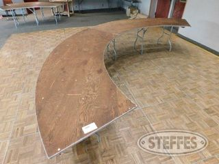 2 Curved Banquet Serving Tables 2 jpg