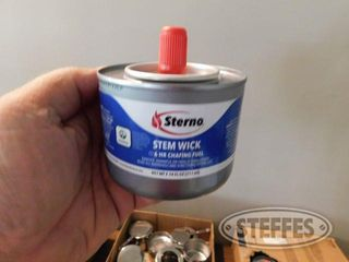 Sterno Can Holders For Chafing Dish Unopened 3 jpg