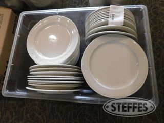 Approx 50 10 Dinner Plates 2 jpg