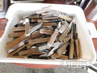 Wooden Handle Steak Knives 2 jpg