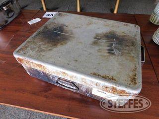 21 x17 x7 Aluminum Cooking Pan W lid 2 jpg