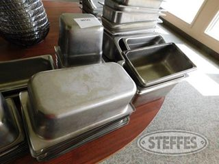 Misc Stainless Steel Pans lids 3 jpg