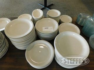 Assorted Ceramic Plates 2 jpg
