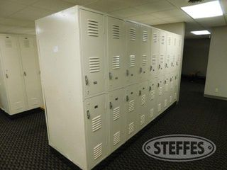 9 Single locker Units 9 Double locker Units 2 jpg