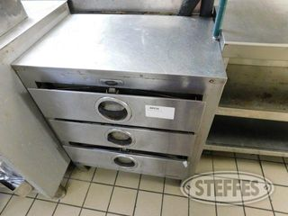 Toastmaster 3 Drawer Food Warmer 2 jpg