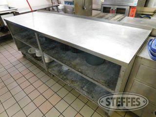 8 x30 Stainless Steel Table 2 jpg