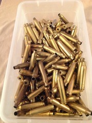 200 7mm Casings