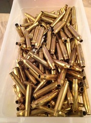 250 7mm Casings