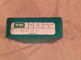 RCBS 223 REM Die Set