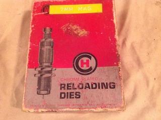 7mm Mag Reloading Dies
