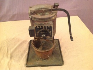 Vintage Saeco Melting Pot