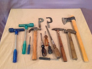 Assorted Bullet Making Tools