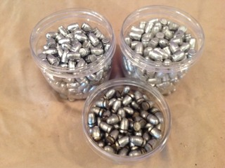 11# 9mm Bullets