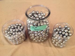 15# 50 Cal Lead Balls