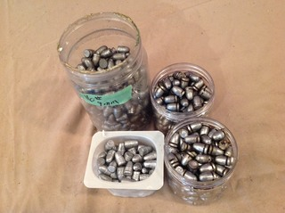 16# 9mm Bullets