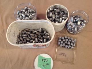16# 452 Bullets