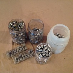 17# 452 Bullets