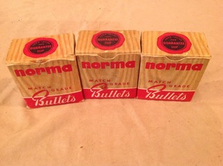 Norma Bullets