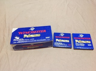 Winchester Small Pistol Primers