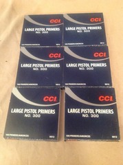 CCI Large Pistol Primers