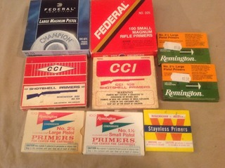 Assorted Primers
