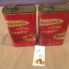 2# Hodgdon's Rifle Powder