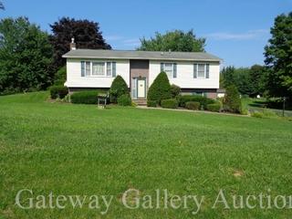 Public Auction Split Level Home