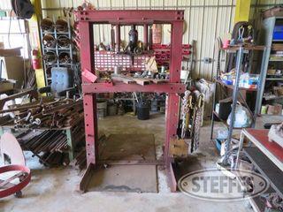 Hyd shop press 0 JPG