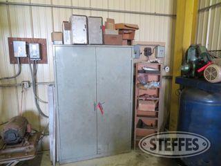 Steel cabinet w bits 0 JPG