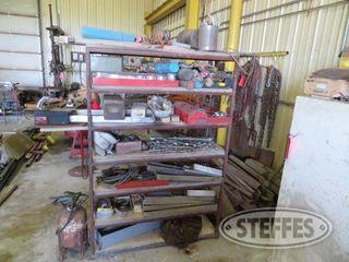 Steel shelf 0 JPG