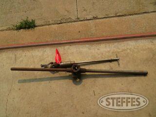 Interior gear puller pipe threader 0 JPG