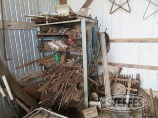 Steel-shelving-and-contents-of-misc--steel--ready-rod-springs_0.JPG