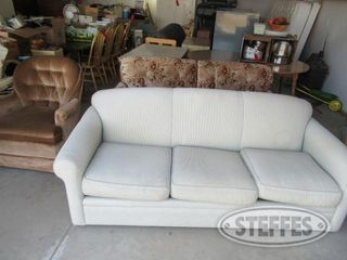 2 Couches includes 1 pullout 2 tables rocking chair 0 JPG