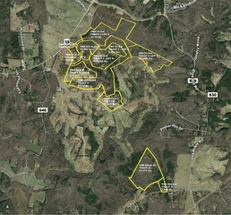 361 Acres on Historic Poplar Hill Farm