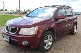 2008 Pontiac Torrent GXP AWD