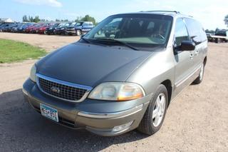 2002 Ford Windstar Vans SE - 2 Owners