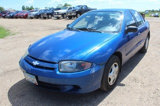 2003 Chevrolet Cavalier- 2 Owners