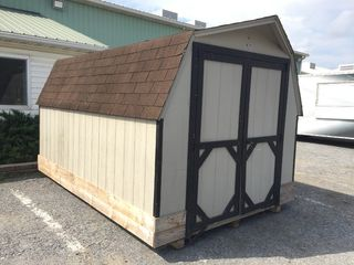 8ftX12ft Shed