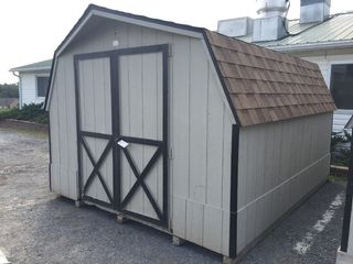 10ftX12ft Shed