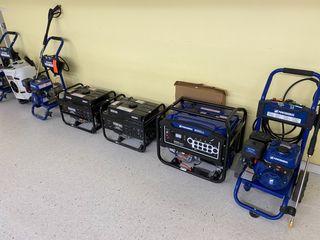 Powerhouse pressure washers & generators
