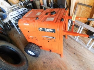 Eagle Equipment model 9000TB gas generator