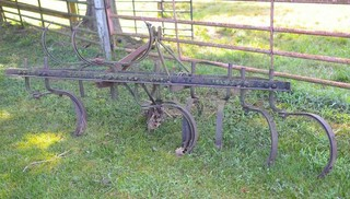 2 Row 3 Pt. Hitch Cultivator