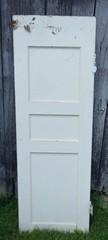 Vintage Wooden Door - Approx. 6 Ft. T X 24