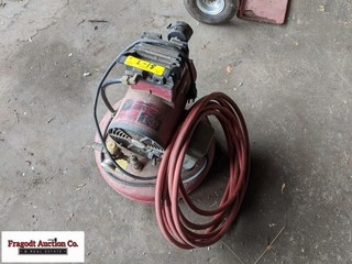 AirPac air compressor with hose