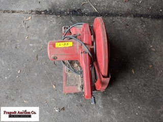 Milwaukee 14? chopsaw