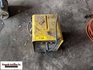 NAPA A.C. Arc Welder, single phase, 115V