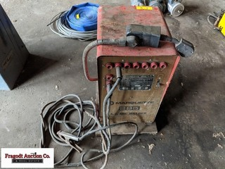 Marquette model 10-118 A.C. Arc Welder, 230 volts