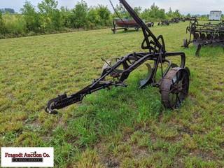 John Deere 2/14 trip style plow