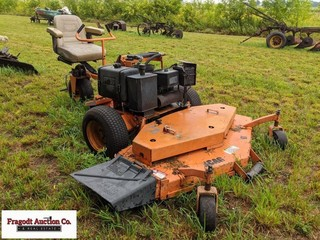 Scag 61?? lawn mower with blown motor